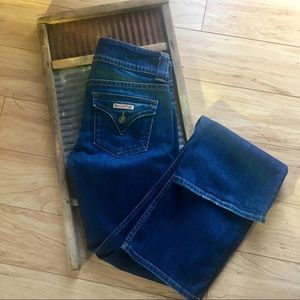 Hudson Jeans Jeans - Hudson Signature Flap Pocket Jeans Size 27